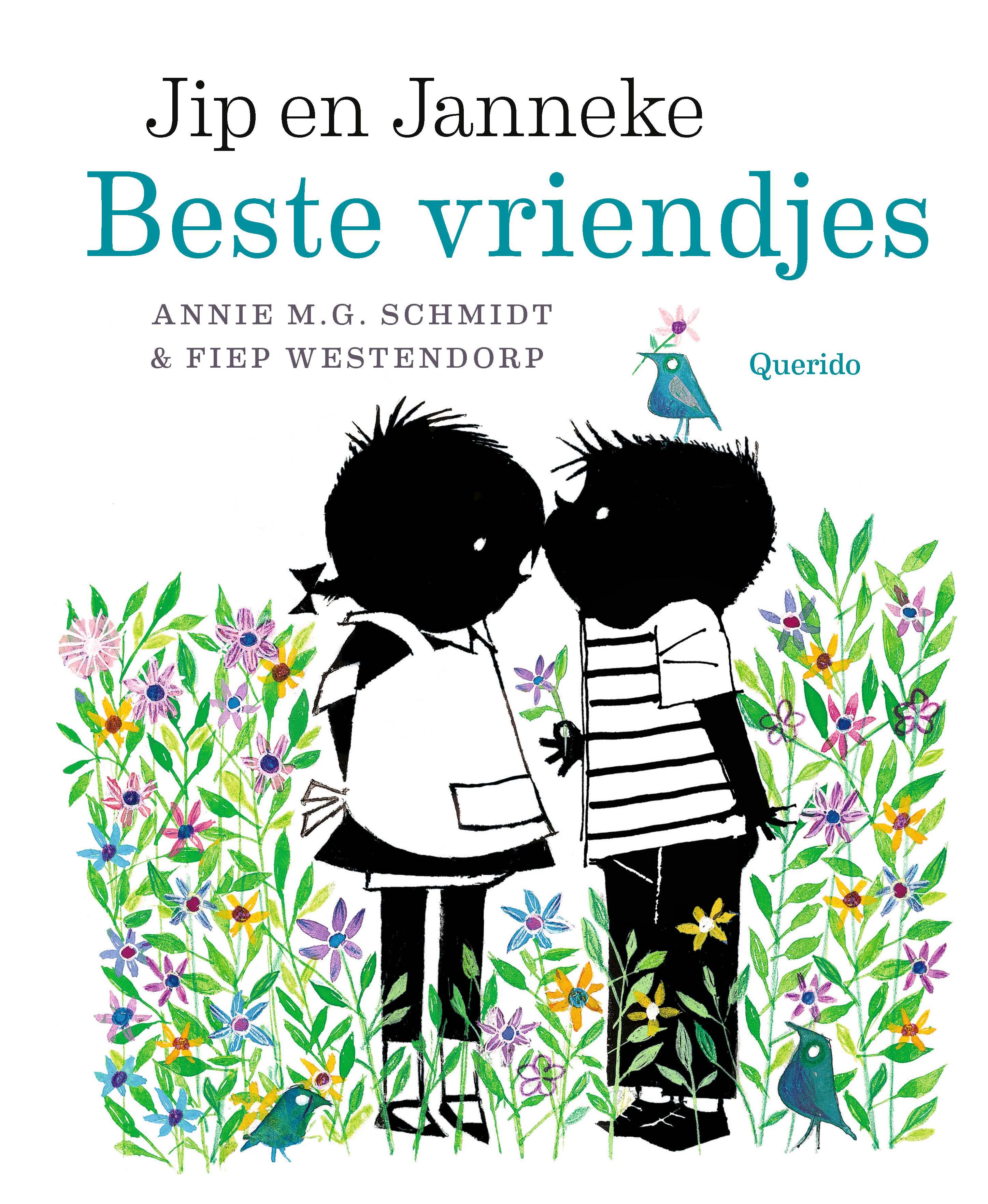Magnifiek Tien boeken over vriendschap - het thema van de Kinderboekenweek &CT78