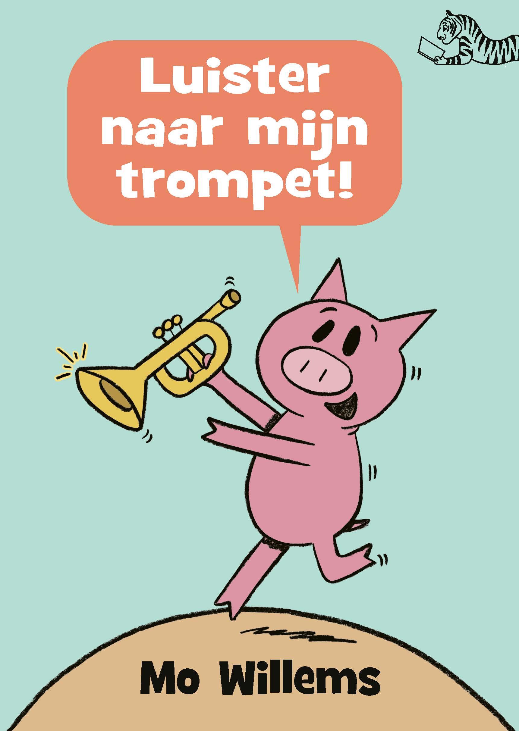 Luister naar mijn trompet! - Querido